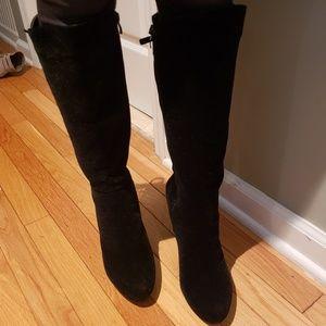 Venus Tie Back Boots - Like New